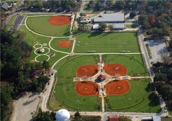 Lemon Park Sports Complex City Of Barnwell