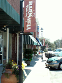 Barnwell, SC Shopping
